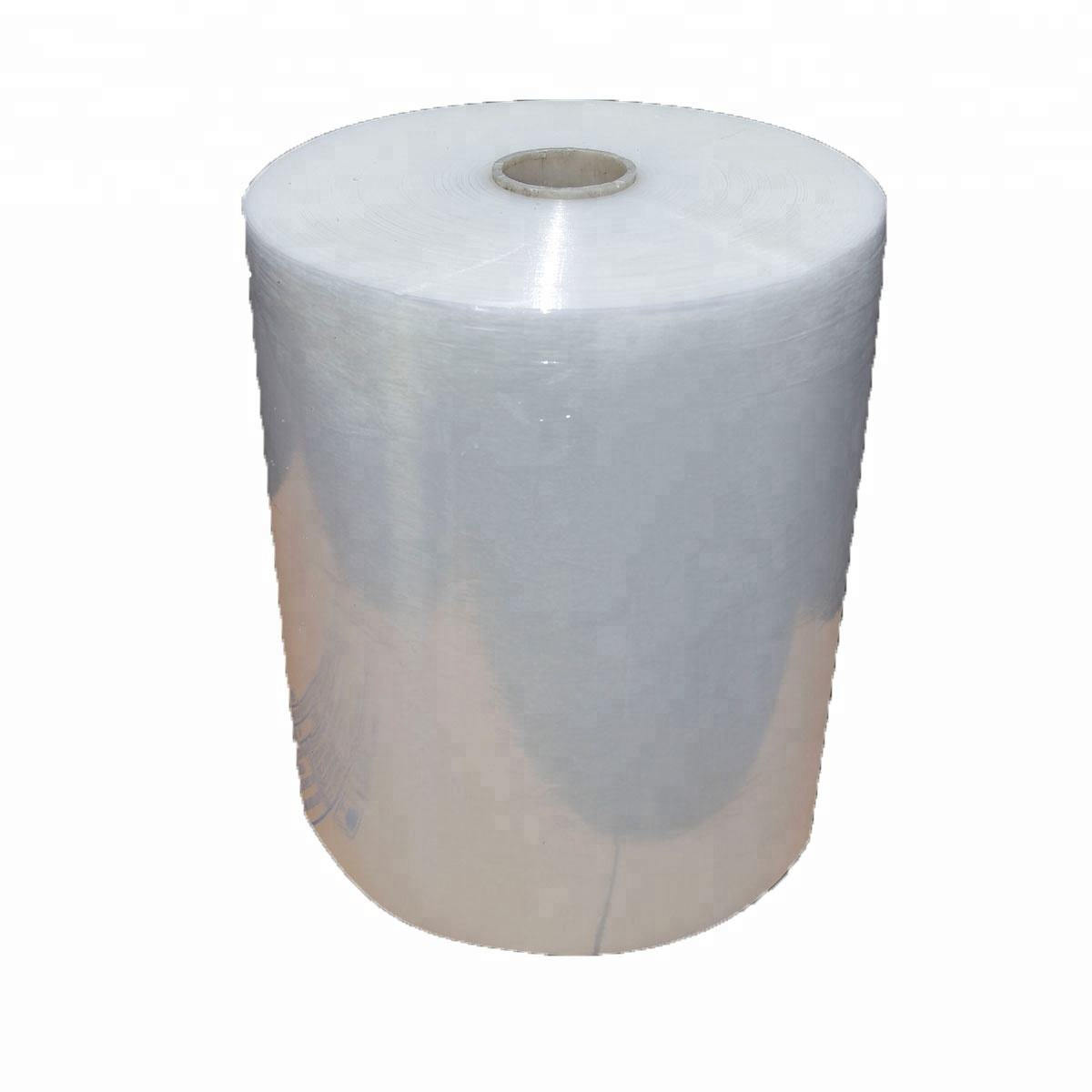 15 years factory free samples high quality jumbo roll stretch film