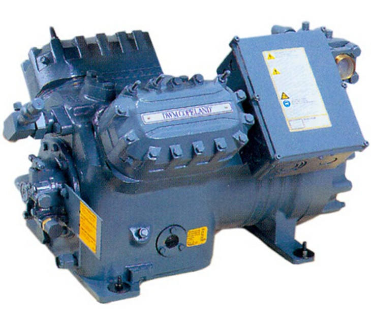 Low Noise sanyo semi hermetic refrigeration compressors in other refrigeration & heat exchange equipment