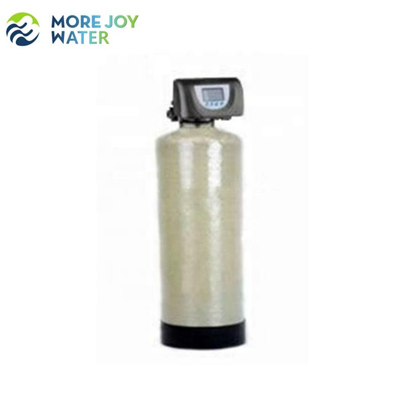 Automatic softener cabinet
