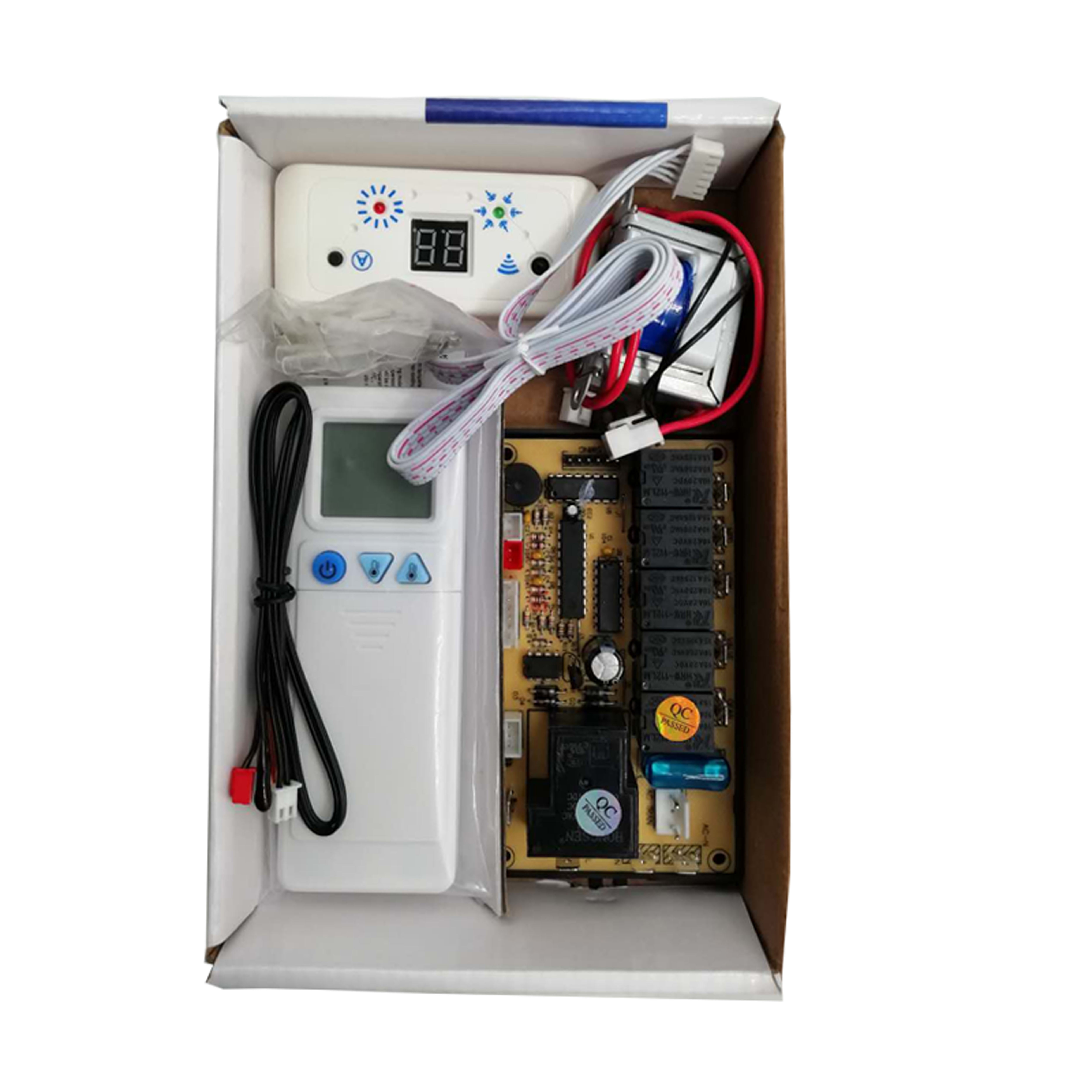 Circuit board QD-U08C Universal Air Conditioner Remote system, Universal ac control system with AC remote controller