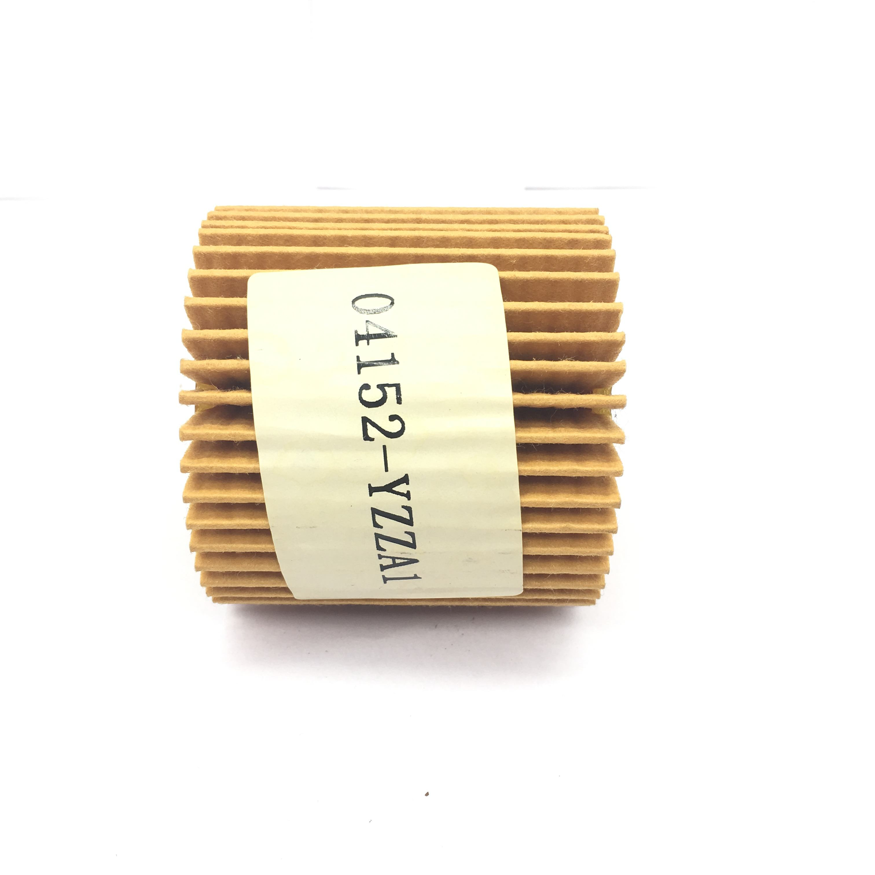 Hot sale customized oil filter 04152-YZZA1 of car