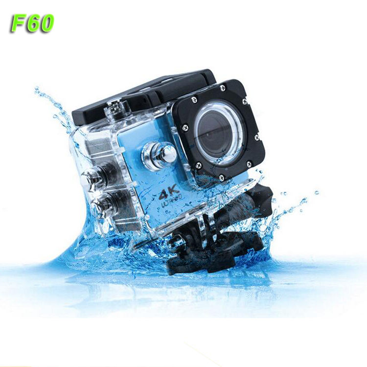 allwinner v3 chipset action camera helmet xdv 4k sports camera F60