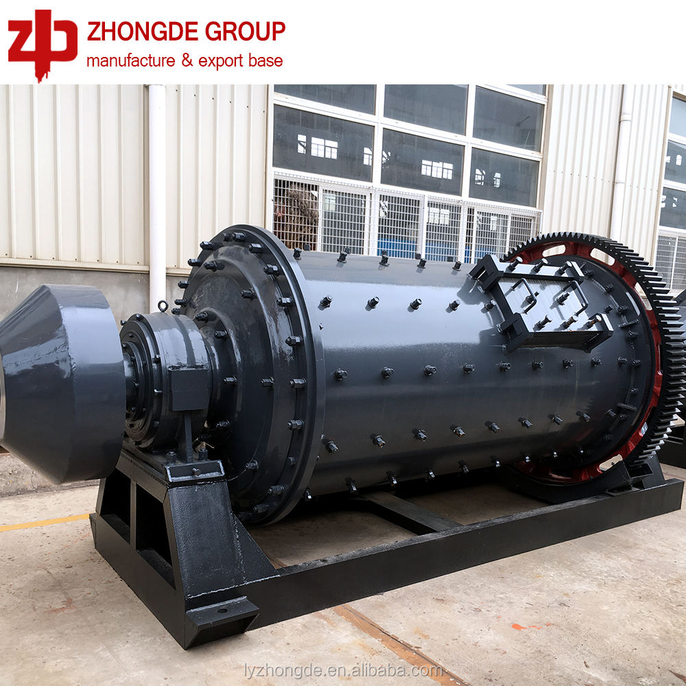 Ball Mill Hot Sell In Indonasia MQS-3254 Industrial Grinder Supplier From China