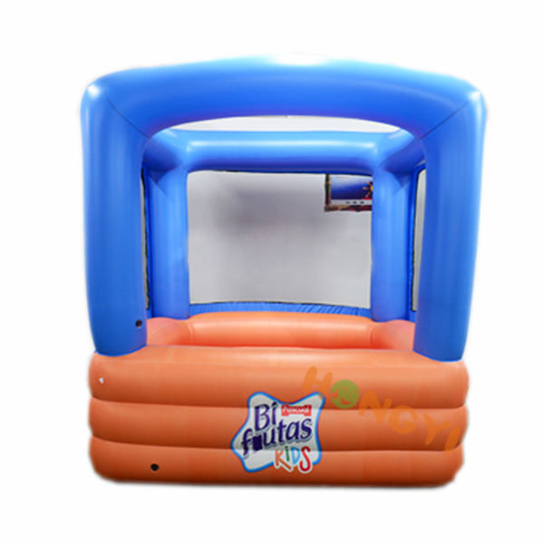 Small children inflatable trampoline custom various trampoline bed playground bouncing castle for outdoor and indoor activities