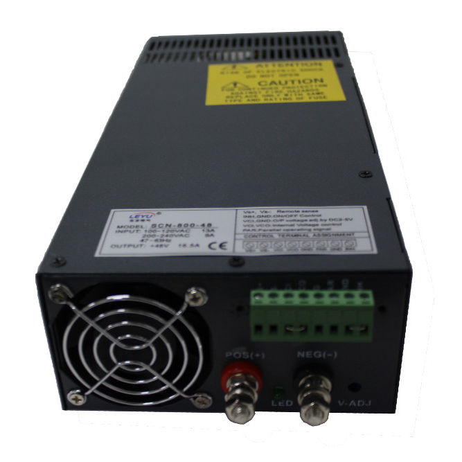 cina pembuatan power supply 600 w rectifier 48 v