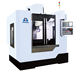Vertical 3-axis 5-axis machining center