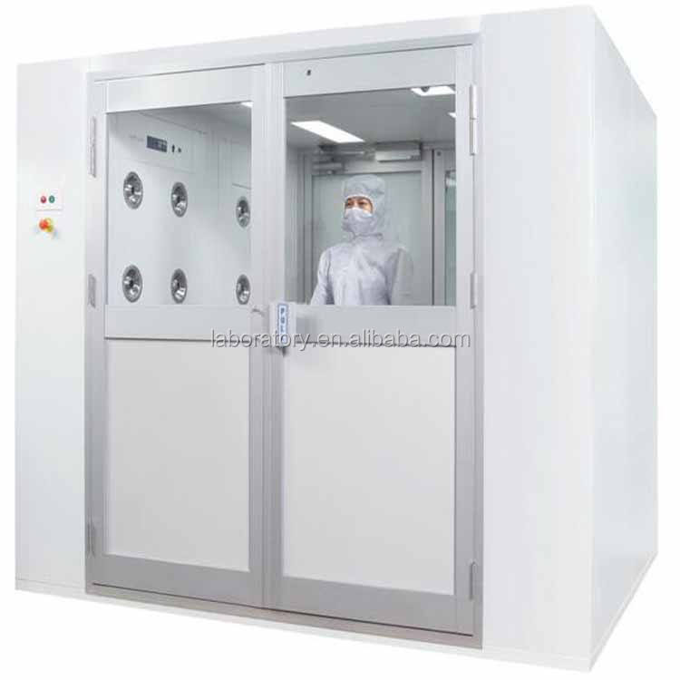 Air Shower Room With Automatic Door Nozzle Price