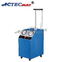 2-in-1 Vacuum & inflation pump Refrigerant Recycling Machine