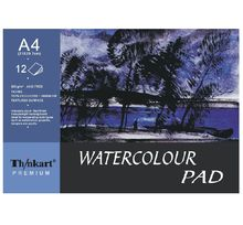 artist series 140lb A4 Watercolor drawing paper pad