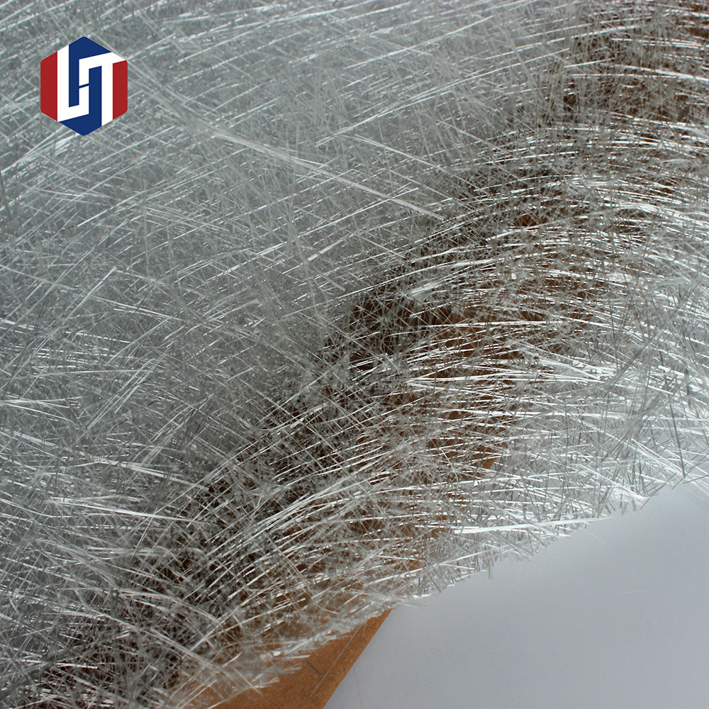 glassfiber tissue e-glass fiberglass chopped strand mat for automobile and hull body