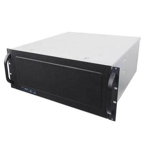 PC Computer Industrial Rack Mount Server 4U Chassis Case
