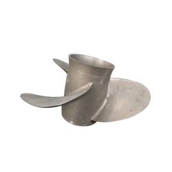 Metal slurry pump impeller stainless steel boat impeller