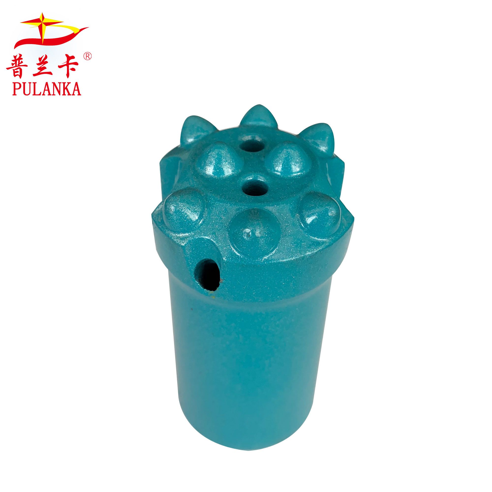 34mm 8 Buttons 7/12 Degree Diamond Core Drill Bits For Hard Rock For Jack Hammer