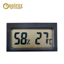 Cigar Humidor Digital Thermometer And Hygrometer For Cigars Storage