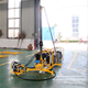 pneumatic rock drill rigs with Large torque rotary head