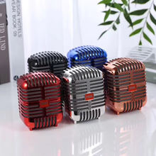 T20 abs plastic bluetooth small speaker box music