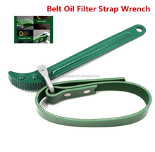 Universal Adjustable Auto Oil Filter Belt Strap Wrench Spanner