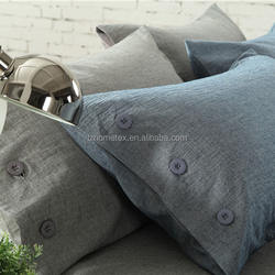100% Pure flax linen bedding set