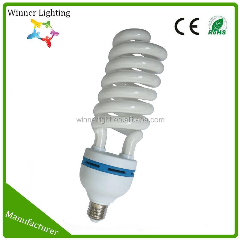 Cfl sokak ışık enerji tasarruflu lamba 85 w tavan ofis tüp ışık