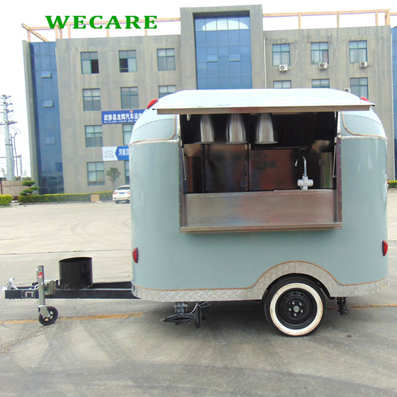 Mobile bar / coffee cart food trailer for sale