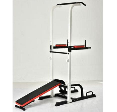 Fabricage Prijs Gym Apparatuur Rack Chin Up <span class=keywords><strong>Power</strong></span> Tower