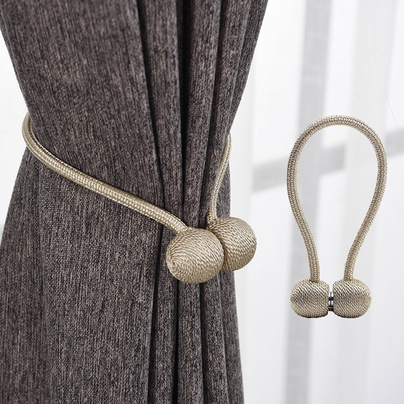 Modern Curtain accessories magnetic curtain tiebacks holder magnet newborn curtain tieback
