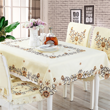 Cheap polyester spandex table cloth,wedding linens tablecloths