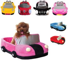 Custom More Type Manufactory Wholesale Car Shaped Pet Dog Cat Bed