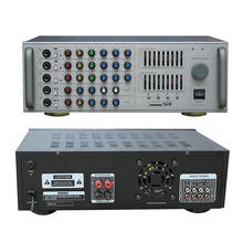 Accuracy Pro Audio KTVA-420C Best And High Quality Karaoke Mixer Amplifier