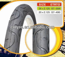Chinese manufacturer BMX Frees tire 26x2.125 (57-559)