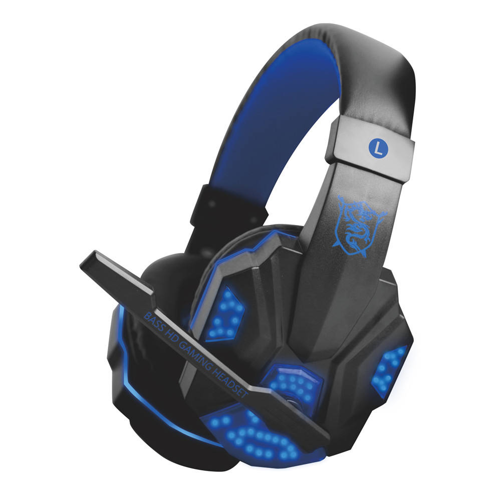 2019 TOP 10 Selling Beste Gaming Headsets <span class=keywords><strong>Goedkope</strong></span> PC Sport 3.5mm Surround Stereo USB LED Fones de ouvido doen gamer