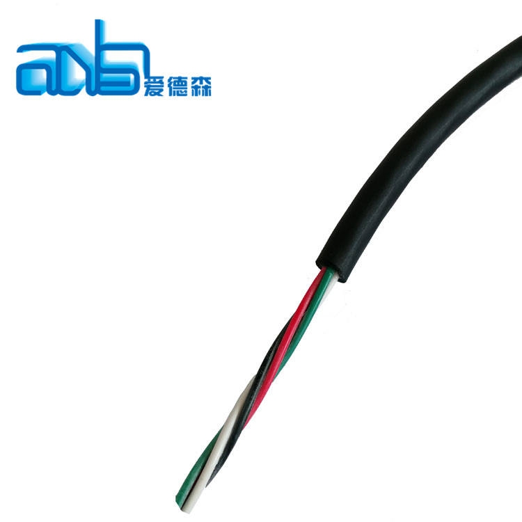 SAE J1939-15 TPU jacketed CAN Bus data cable