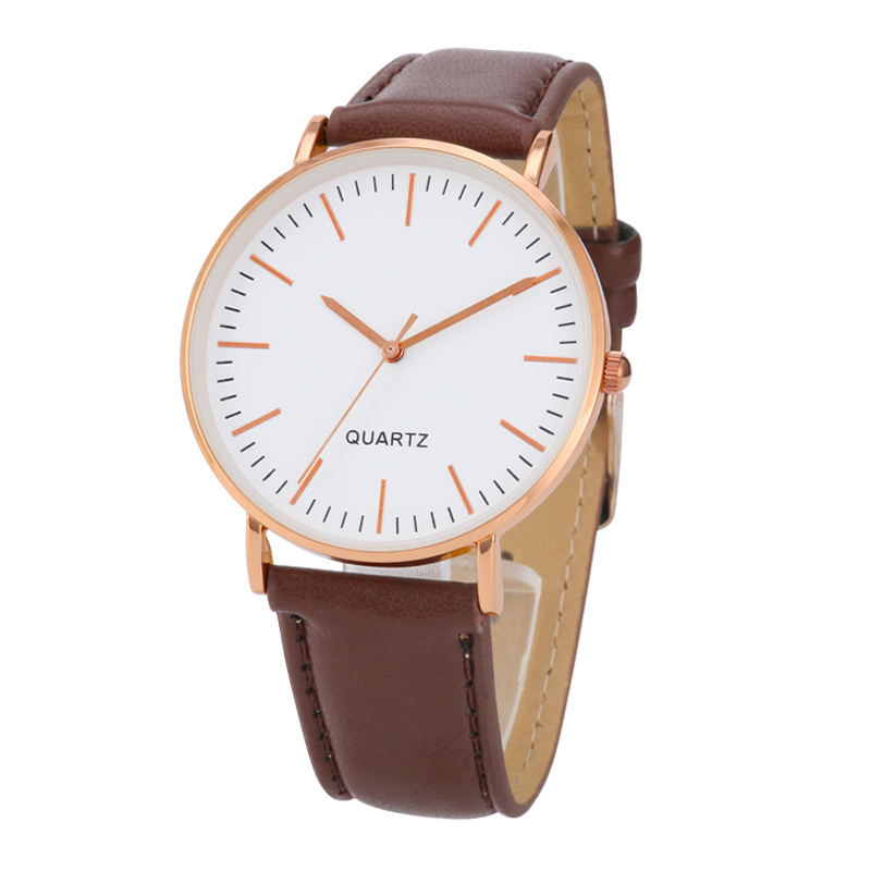 trade assurance geneva men thin watches simple classic dial minimalist watch men