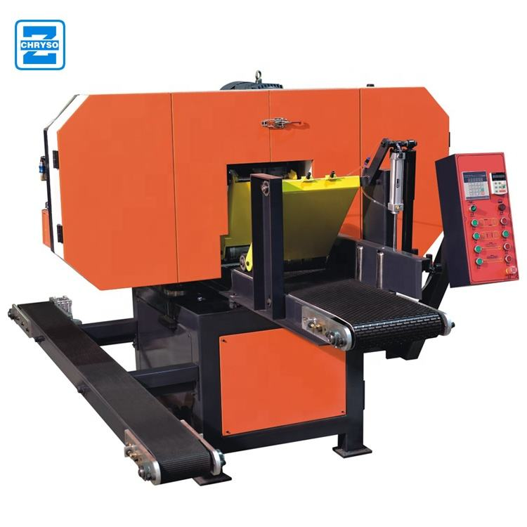 Widely used band saw machine for cutting wood board