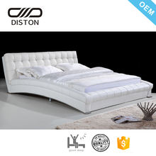 DS-1018# Foshan night sound sleeping designs bed king size models wooden bed
