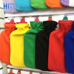 Cheapest New Arrived Rubber Hot Water Bag With Cover