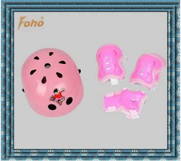 Open face child bicycle helmet S M L
