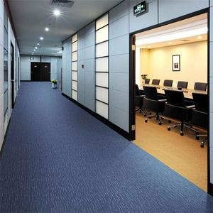 Beautiful Simply Blue Black Grey Commercial Carpet