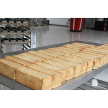 Commerical toast loaf bread forming machine / bread dough moulder