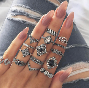 Boho Ring,Hippie Ring Bohemian Rings Rings in Wholesale Price Wholesale Price Cool Ring Statement Rings Special Ring Brass Rings