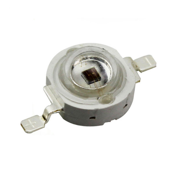מתח גבוה 1 w-3 w 365nm uv led 360nm 385nm,, 395nm, 405nm