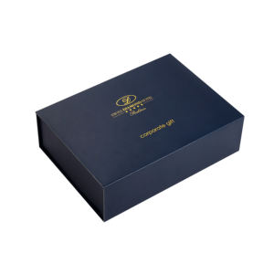 Black Luxury Custom Logo Wig Magnetic Closure Foldable Rigid Cardboard Paper Hair Extension Packaging Gift Box