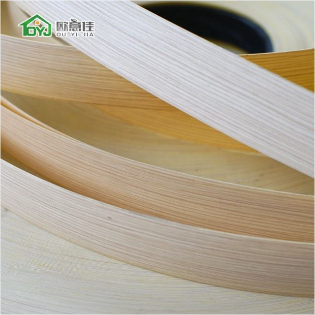 Bordo in pvc trim strip per mobili mdf bordo banding