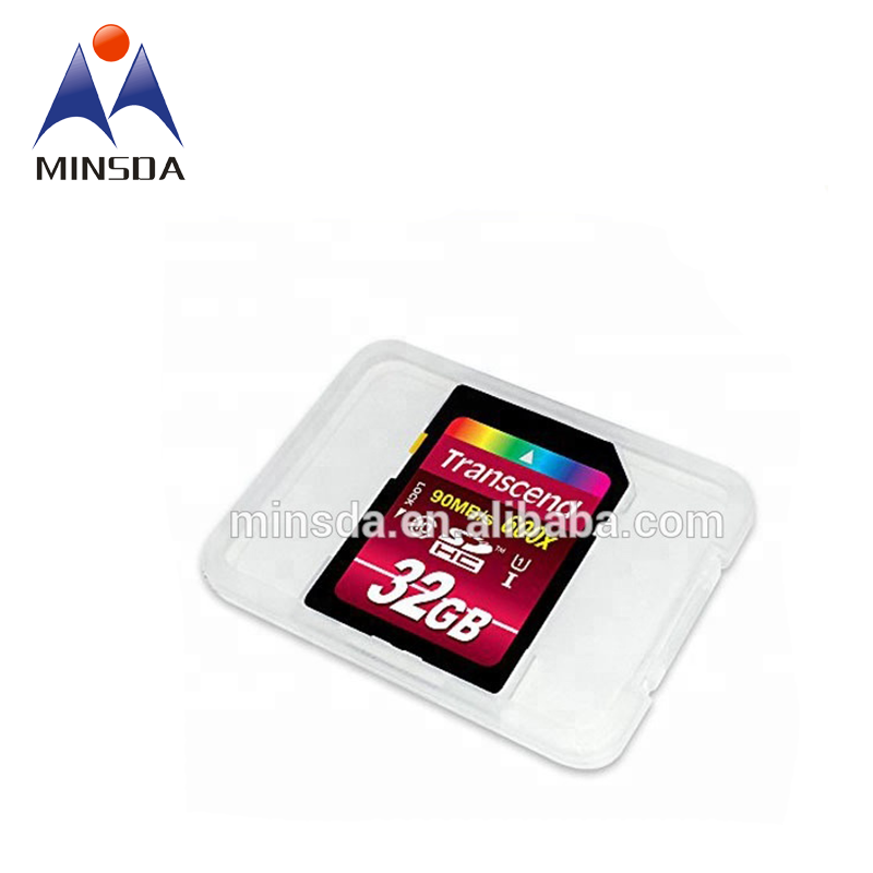 High Quality Custom Printing Micro Memory SD Card Label Heat Resistant