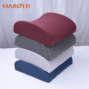 Factory Wholesale Washable Memory Foam Lumbar Support Back Cushion Back Support Cushion