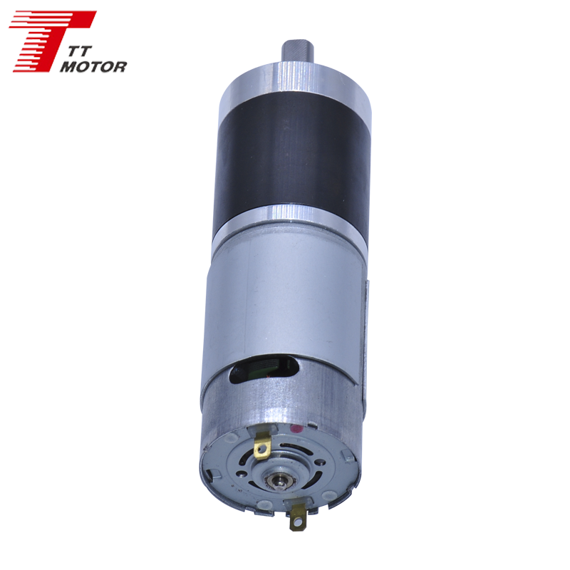 TT 36mm 18v high torque dc planetary gear motor for robots