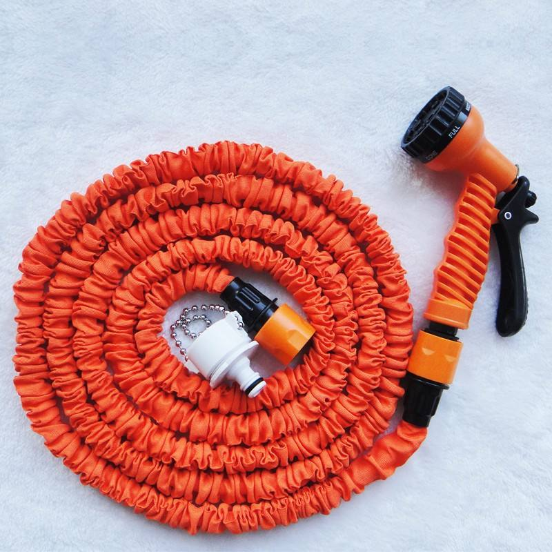 flexible lightweight magic expandable garden hose reel set/magic garden hose/garden water hose