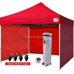 3mx3m heavy duty pop up folding canopy tent