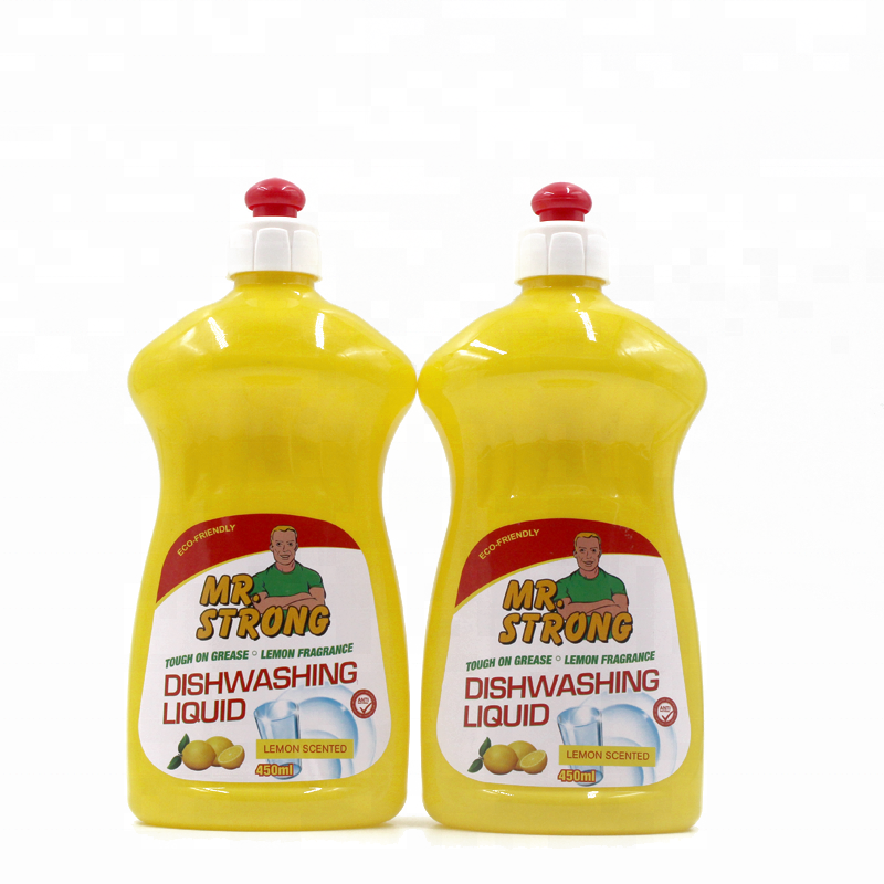 OEM dishwashing detergent 500ml dish soap liquid