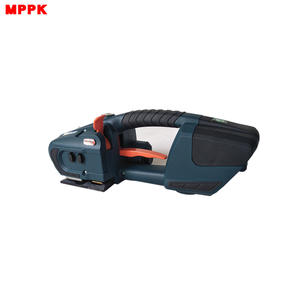 JDC13 16 Strapper Hand Battery powered Semi automatic Pallet Box Plastic PP PET Strapping Machine